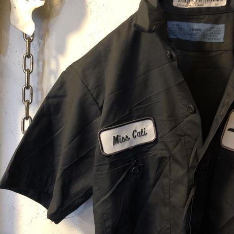 MEXICO製デッドストック Workers Shirtスペシャルプライス