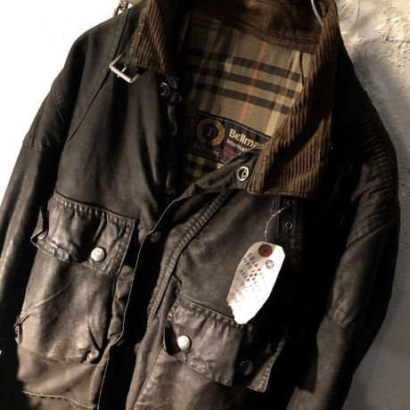 60,s MADE IN ENGLAND Unknownヴィンテージ オイルドジャケット