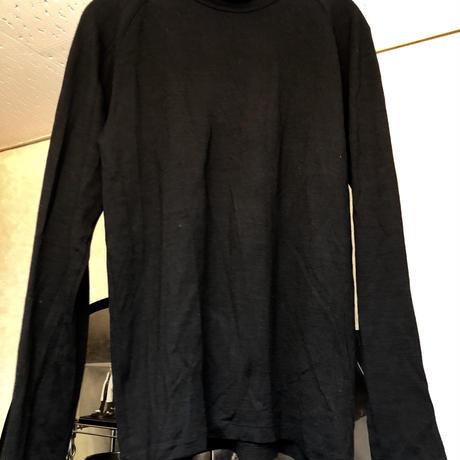 JOHNLAWRENCESULLIVAN NECK ZIPPERハイネックシャツ