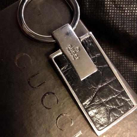 GUCCI MADE IN ITALY オールドモデル04,s Keyholder BOX付美品
