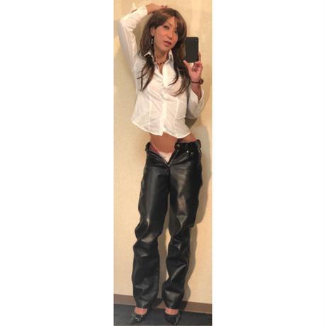 Schott MADE IN U.S.A. Leather Pants 極上美品30