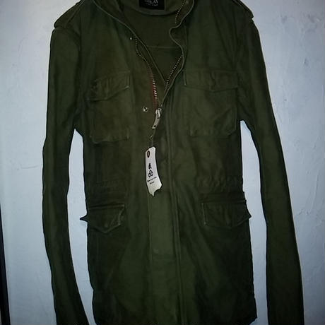 DELAY by Win&Sons Type M-65 FLIGHT JACKETサンプルアイテム極上美品