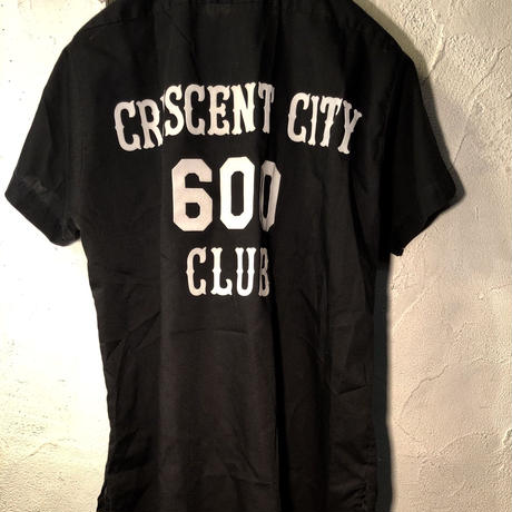 80,s U.S.A.製 Hilton 600CLUB BOWLING Shirt美品
