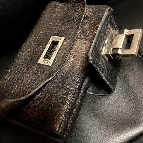 incarnation 2016トランクショーHorse Leather Long Wallet美品