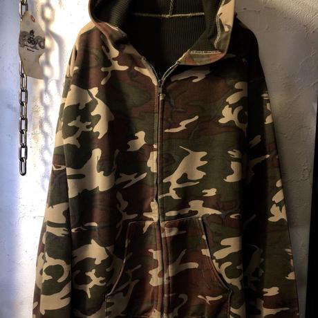 80,s U.S.A.製 Camouflage PARKAヴィンテージ美品