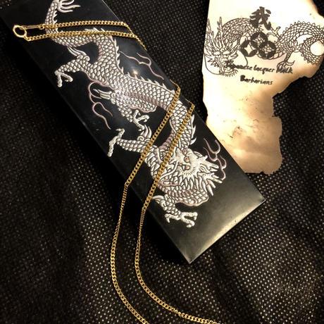 REBEL ROCK 18K GOLD 喜平Chain NECKLACE スペシャルプライスVol.4