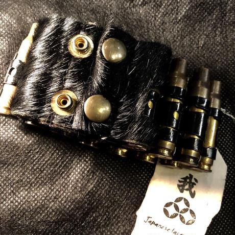 リアル80,s PUNKSアイテム bullet 12連Bracelet