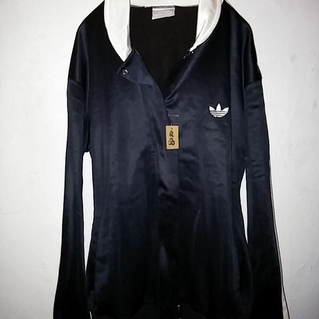 80,s vintage MADE IN U.S.A. adidas レアモデルJERSEYヴィンテージ美品