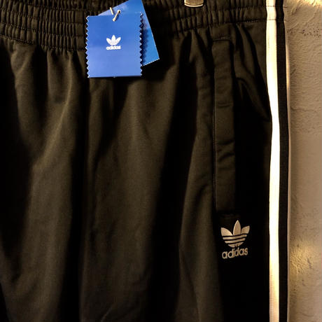 adidasジャパン正規品2006モデルBLACKX LEGACY Jersey Pants極上タグ付未使用品