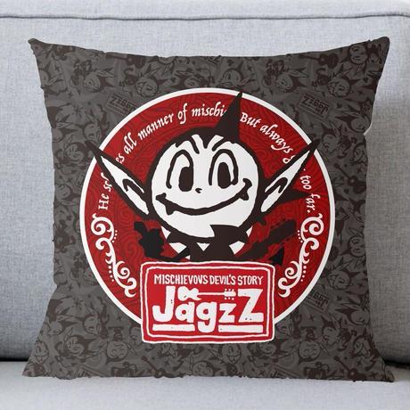 JagzZ クッション(Black)