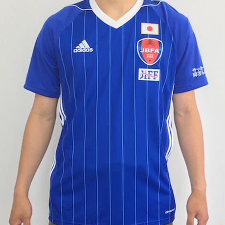 日本代表JIFF統一ユニフォームレプリカ