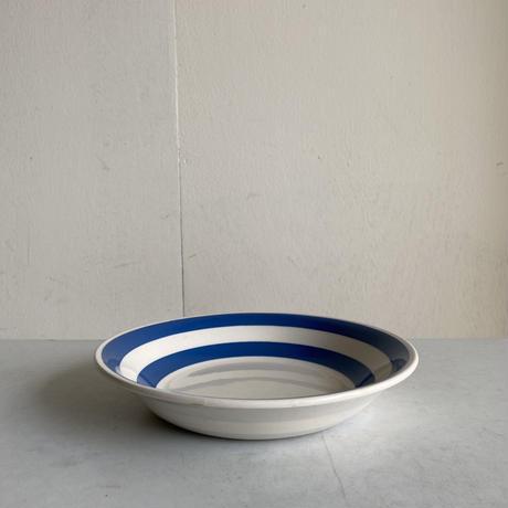 Blue x White Plate( A )