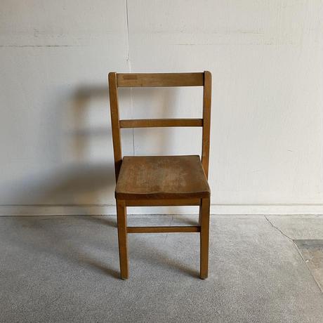 Vintage Kids Chair ( G )