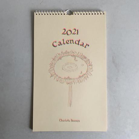Charlotte Beavers 2021 Calendar