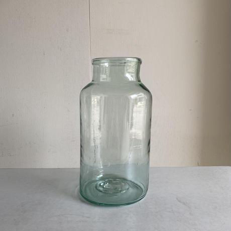 Glass Flower Vase( K )