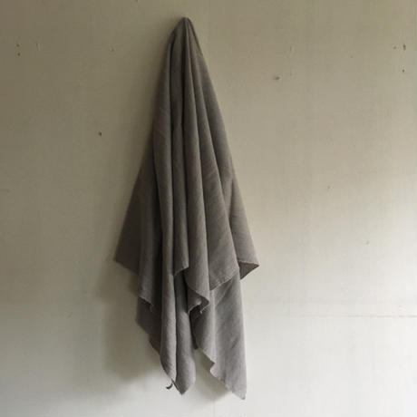 Honnete Wide Stole(Lt. Grey)