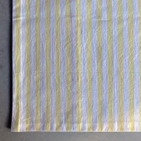 Yellow Stripe Pillow Case ( A )