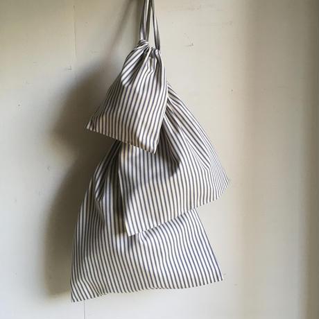 Stripe 巾着 3 set ( A )
