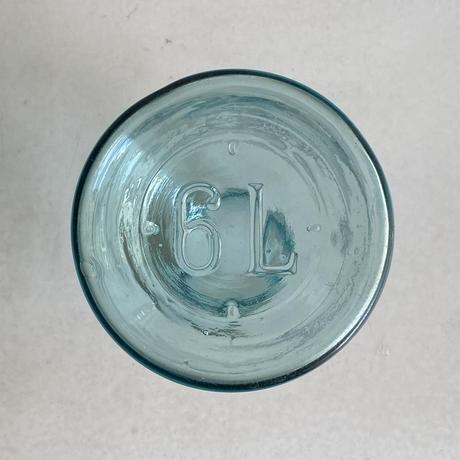 Glass Flower Vase( H )