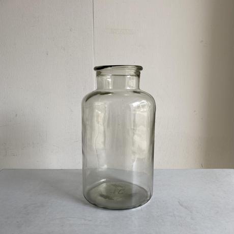 Glass Flower Vase( M )