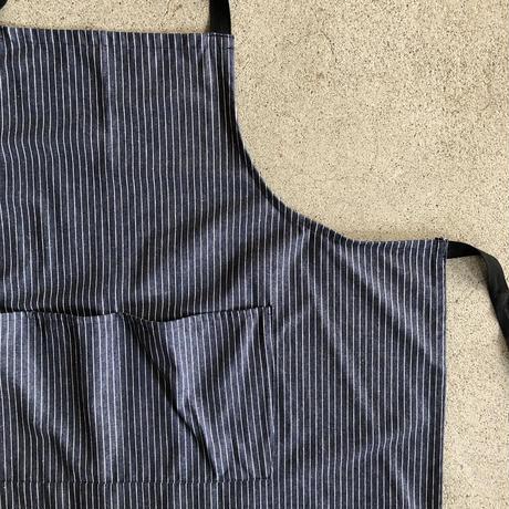 Stripe Apron( C )