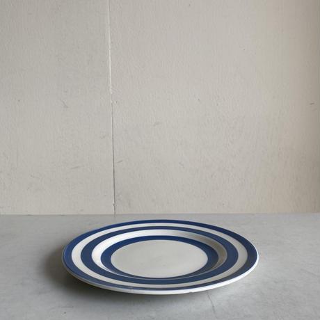 Blue x White Plate( J )