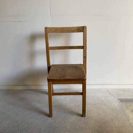 Vintage Kids Chair ( H )