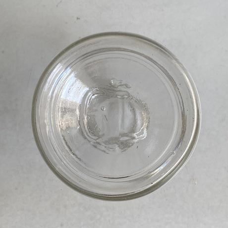 Glass Flower Vase( J )
