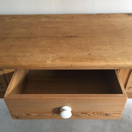 Pine Kitchen Chest