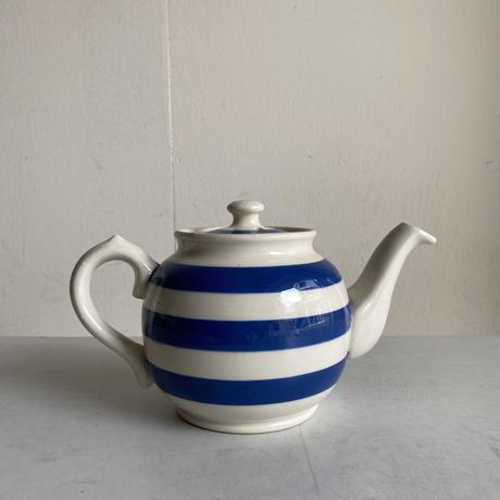 Blue x White Tea Pot