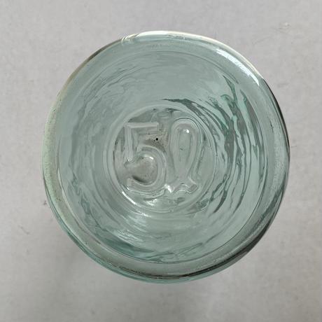 Glass Flower Vase( B )