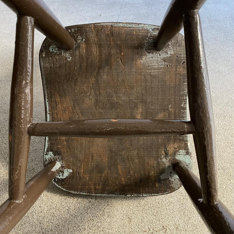 Vintage Kids Chair ( C )