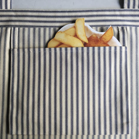 Stripe Tote Bag ( A )