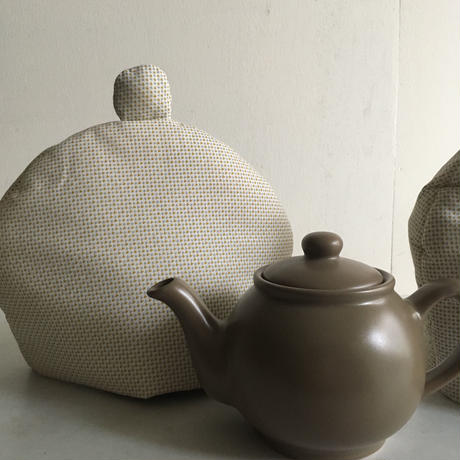 Tea Cozy( 6カップ用/ White )