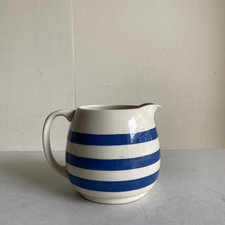 Blue x White Jug( A )