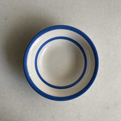 Blue x White Cereal Bowl