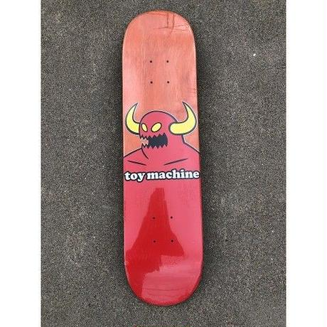 "Toy Machine / ""Monster Mini"" 7.375inch"