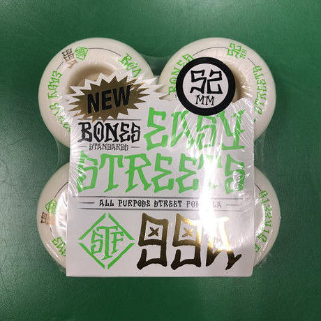 "Bones STF / ""Easy Streets"" 99A V1 52mm"