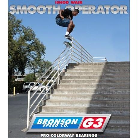 "Bronson Speed Co. / Ishod Wair ""G3"""