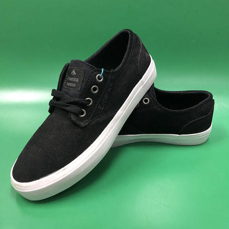 "EMERICA / ""Romero Laced Youth"" Black / White 4inch (22cm)"