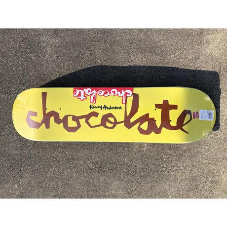 "CHOCOLATE / Kenny Anderson ""Original Chunk 12"" 8.25inch"