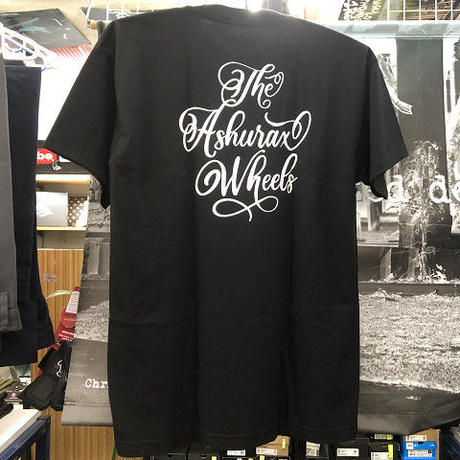 "Ashurax Wheels / ""Cuple Tee"" Black / XL"