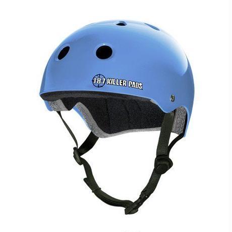 187 Helmet / Gloss Light Blue / M