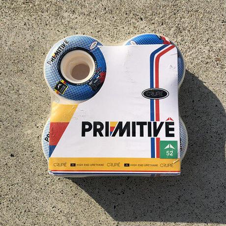 CRUPIE × PRIMITIVE / Carlos Ribeiro Wheel 101A 52mm