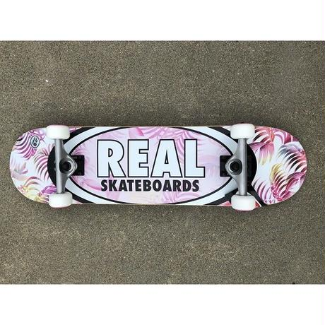"Real / ""Oval Tropics Pink"" コンプリート 8.0inch"