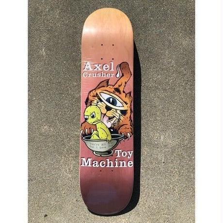 "Toy Machine / Axel Cruysberghs ""Valentines"" 7.75inch"