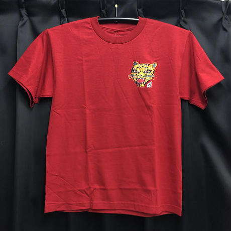 "Volcom / ""Ozzie Tiger Tee"" Big Youth / XL"