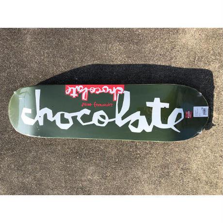 "CHOCOLATE / Jesus Fernandez ""Original Chunk 12"" 8.25inch"