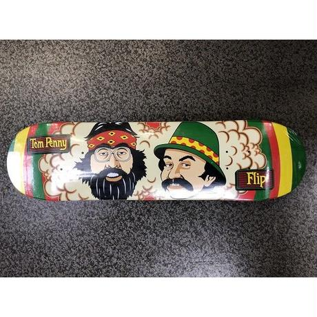 "Flip / Tom Penny ""Rasta Cheech & Chong"" 8.0inch"