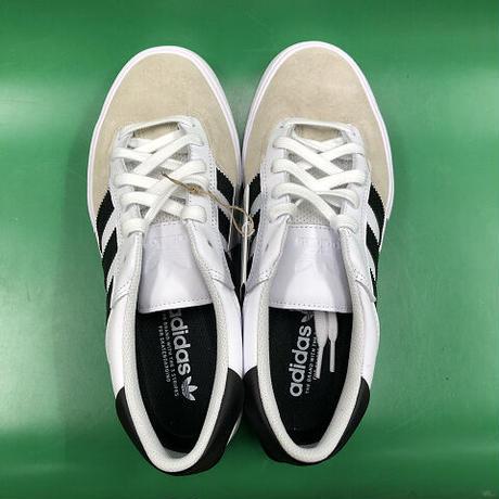 """ADIDAS / """"Matchbreak Suoer"""" White / Black 8.5inch (26.5cm)"""